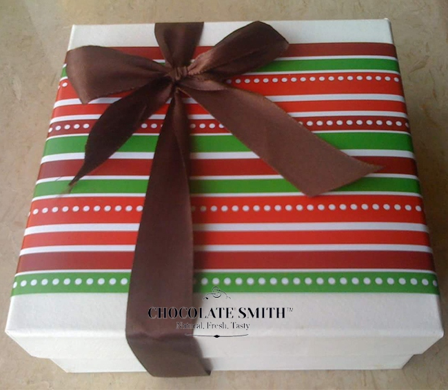 Christmas favours chocolates in mumbai christmas favours cook negle Images